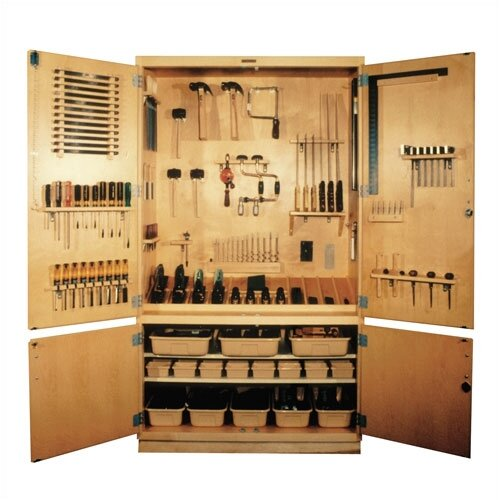 """Shain Woodworking 48"""" Wide Combination Sets"""