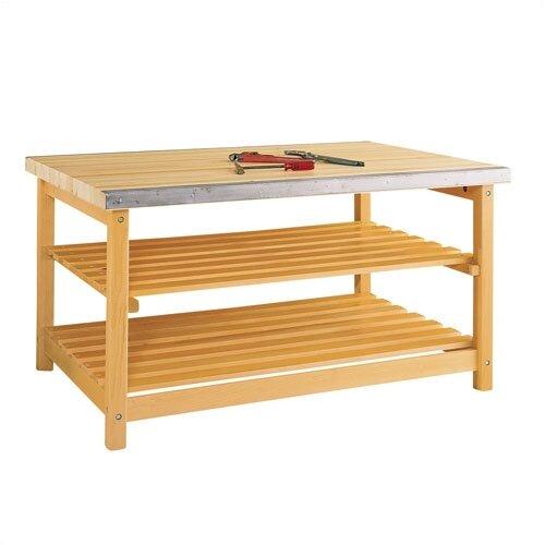 Shain Maple Top Workbench