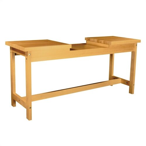 Shain Mitre Box Maple Top Workbench