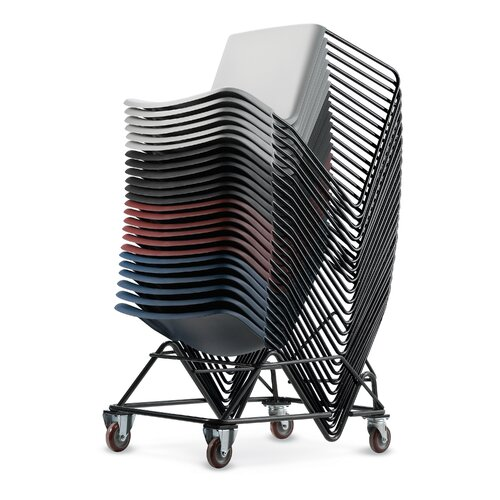 ABCO Smart Seating Stacker Chair Dolly