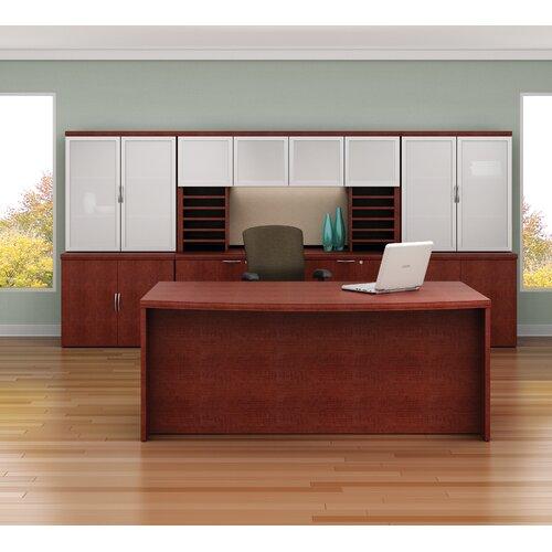 ABCO Unity Executive Series 4 Desk Hutch