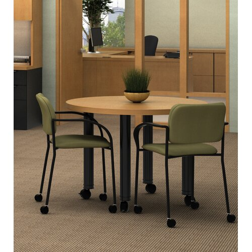 """ABCO Unity Executive Series 42"""" Round Gathering Table"""