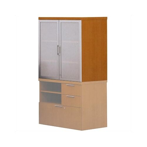 ABCO Unity Executive Series Desk Hutch