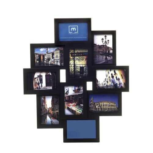 10 Opening Collage Picture Frame