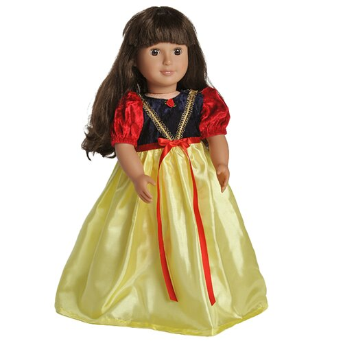 Snow White Doll Dress