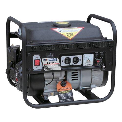 1350 Watt Gasoline Generator