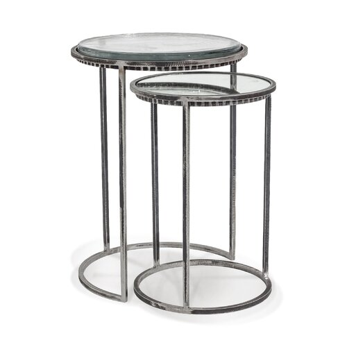Carolina 2 Piece Nesting Tables