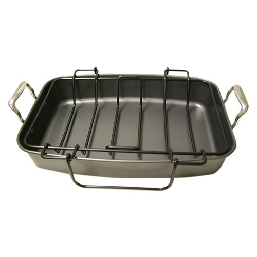 Extra Large Nonstick Roaster with Rack