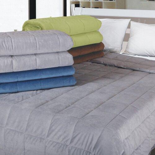 All-Season Reversible Down Alternative Micro Plush Blanket