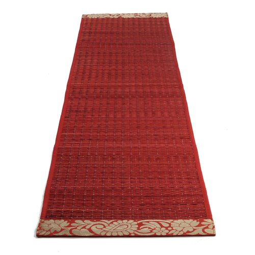 Welcome Home River Grass Table Runner