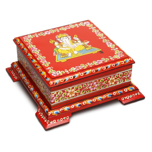 Ganesha Decorative Box