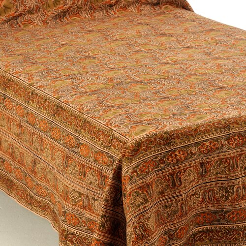 Champa Twin/Full Bedspread