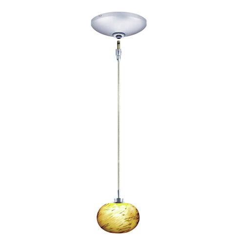 Todd 1 Light Pendant and Canopy Kit