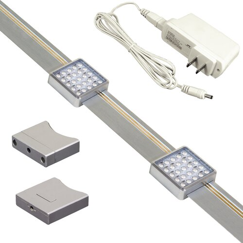 Led Track Lighting : Jesco Lighting Orionis LED Track Light Kit & Reviews  Wayfair Supply