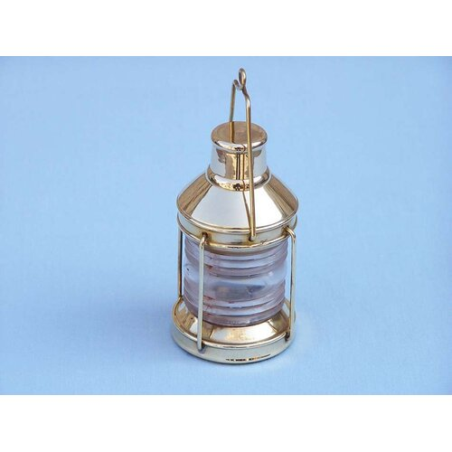 Handcrafted Model Ships Lantern Paperweight
