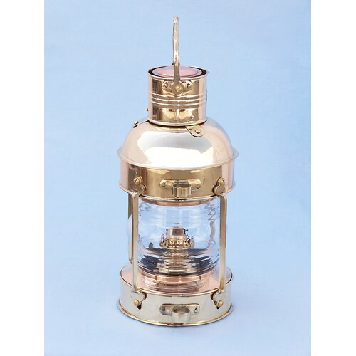 Handcrafted Model Ships Anchor Lantern