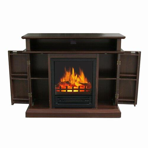 Stonegate Melrose Multi- Media Electric Fireplace