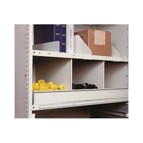 "Penco Clipper Bin 87"" H 7 Shelf Shelving Unit Add-on"