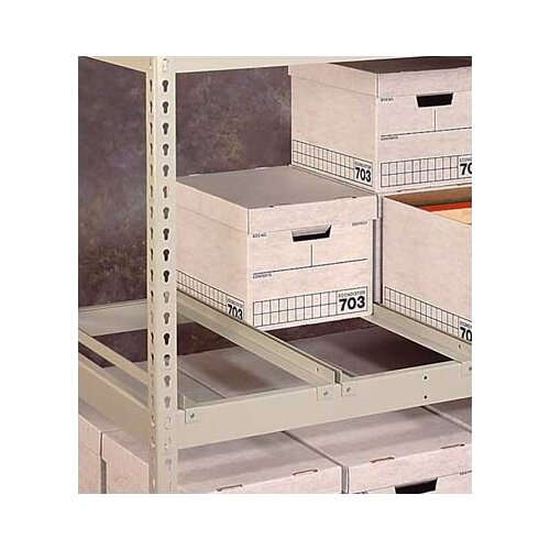 Penco Record Storage 4 Shelf Shelving Unit Starter