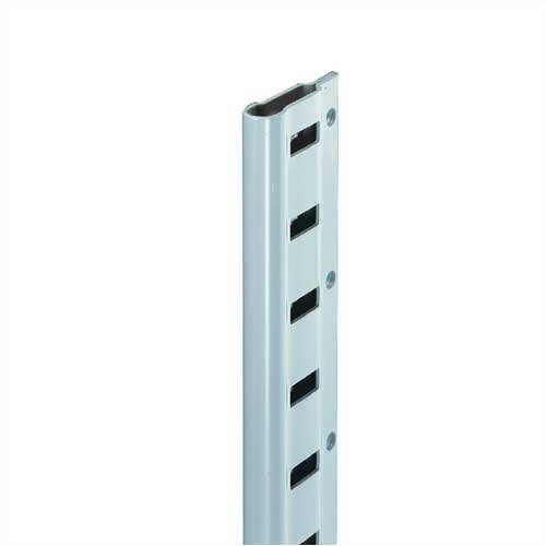 Penco Erectomatic Shelving Posts - Beaded Front Posts