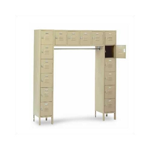 Penco Vanguard 16 Person Locker (Assembled)