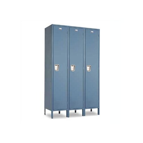 Penco Vanguard  1 Tier 3 Wide Locker (Quick Ship)