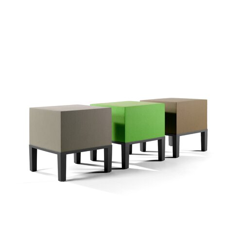 Quinze & Milan Primary Pouf 01