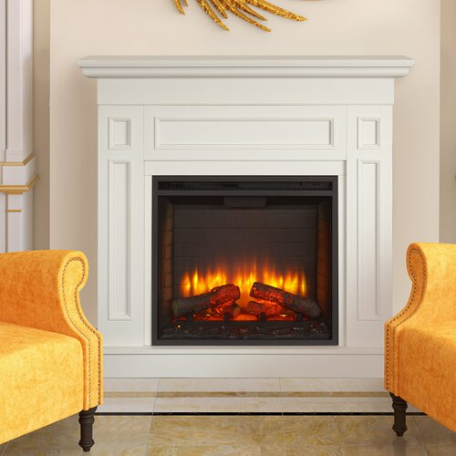 Monarch Electric Fireplace
