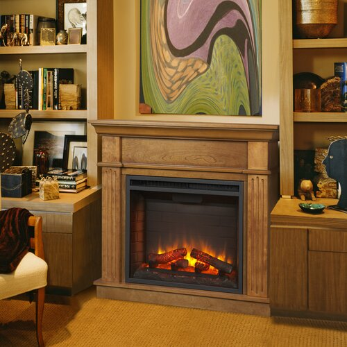 Crestwood Electric Fireplace