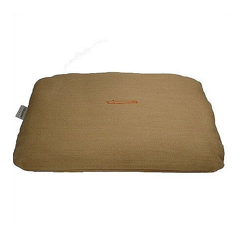George SF Rectangular Pet Bed Cover in Burlap