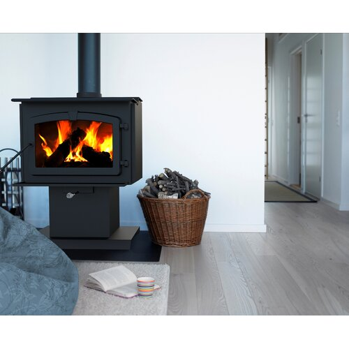 Pleasant Hearth Wood Burning Stove