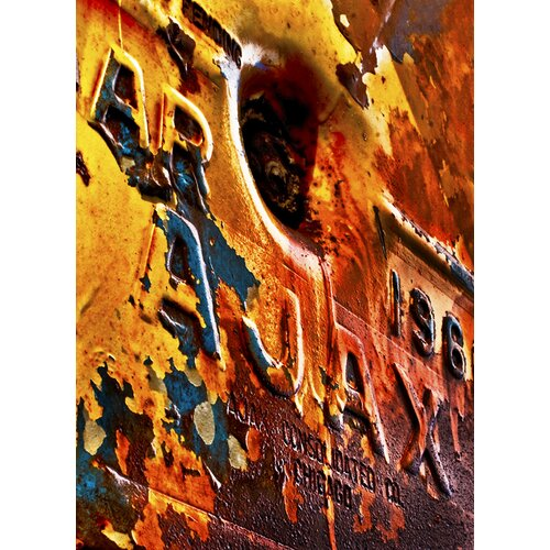 Zuo ART Life with Color Graphic Art on Canvas