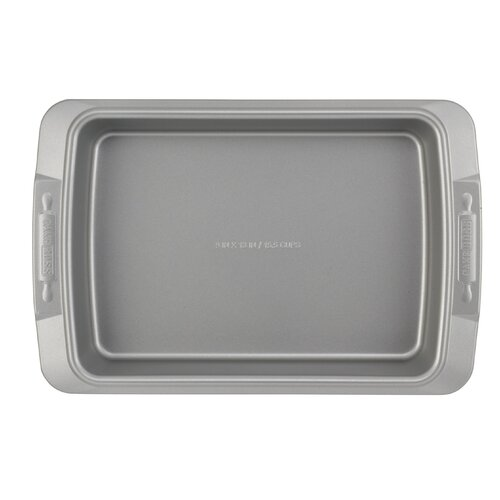 "Cake Boss Deluxe 9"" x 13"" Covered Cake Pan"