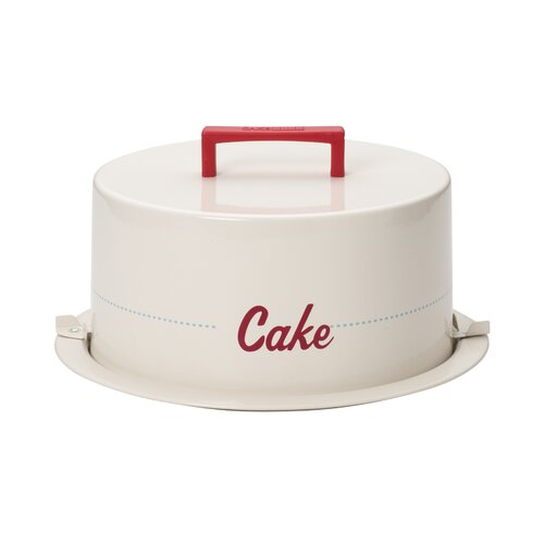 Metal Cake Carrier