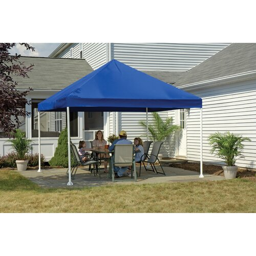 12' x 12.' Decorative Canopy w/ 4 Leg 2