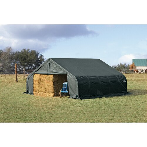 ShelterLogic 22' x 28' x 11' Peak Style Shelter