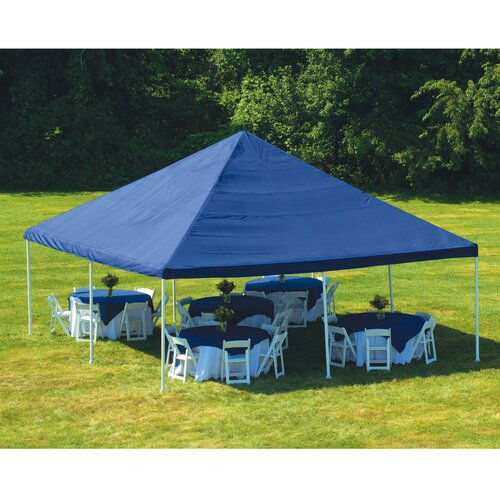 20' x 20' Decorative Canopy w/ 8 Leg 2