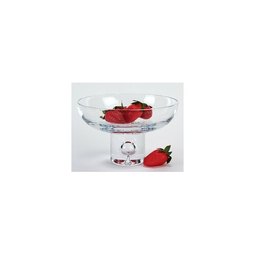 "Badash Crystal Galaxy 9"" Fruit Bowl"