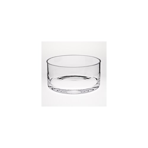 "Badash Crystal Manhattan 8"" Salad Bowl"