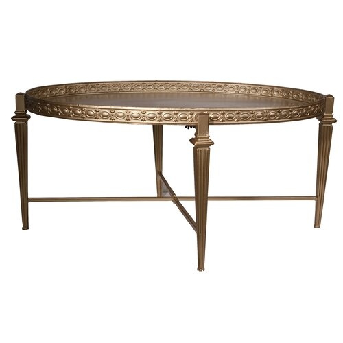 Coffee Table with Tray Top