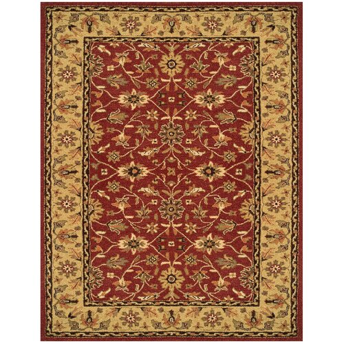 Magellan Red / Light Gold Rug