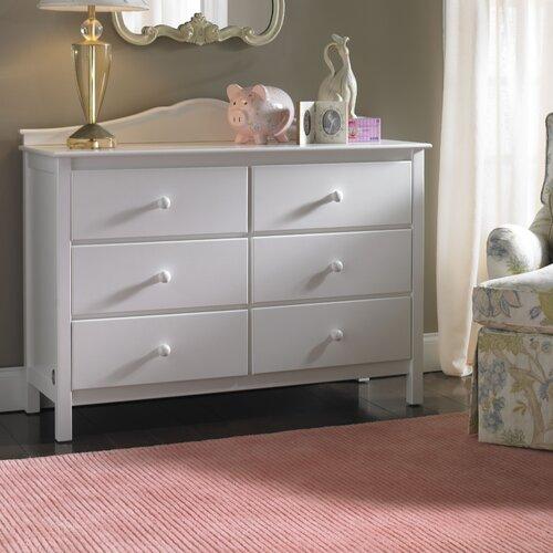 Fisher-Price Furniture 6 Drawer Dresser