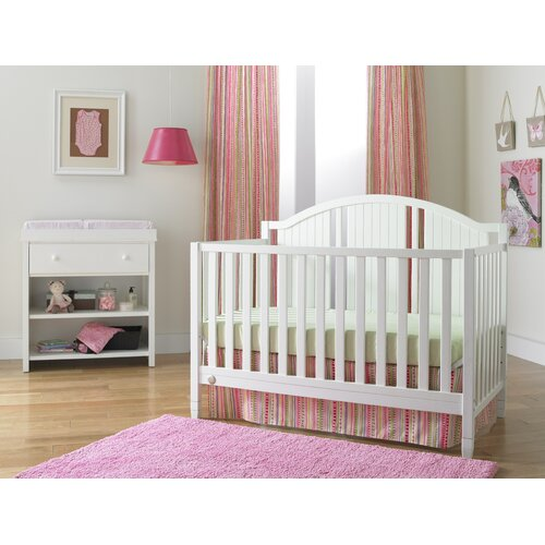 Caitlin 4-in-1 Convertible Crib
