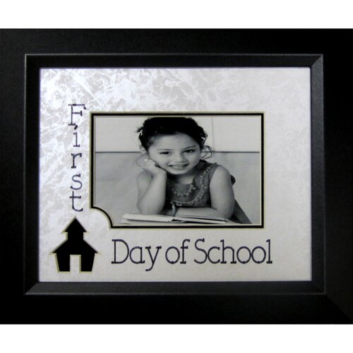 First day of School Frame Photographic Print