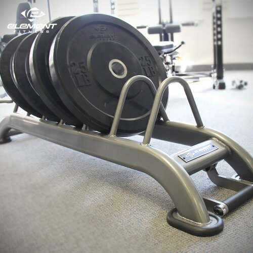 Unified Fitness Group Bumper Plate Rack