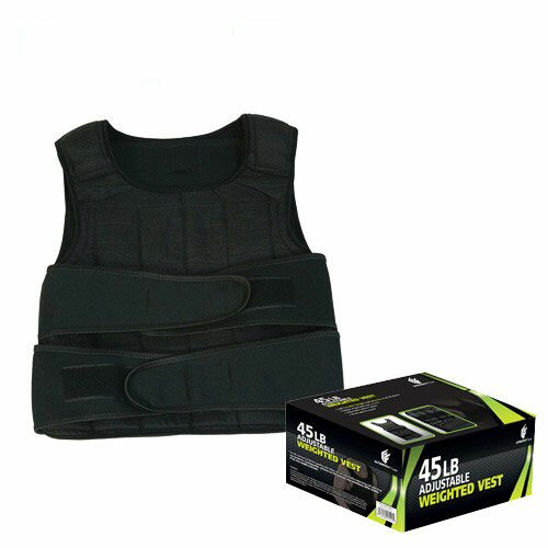 Unified Fitness Group Micro Adjustable Weighted Vest