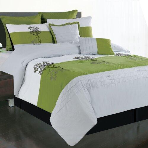 Coldwell 8 Piece Comforter Set