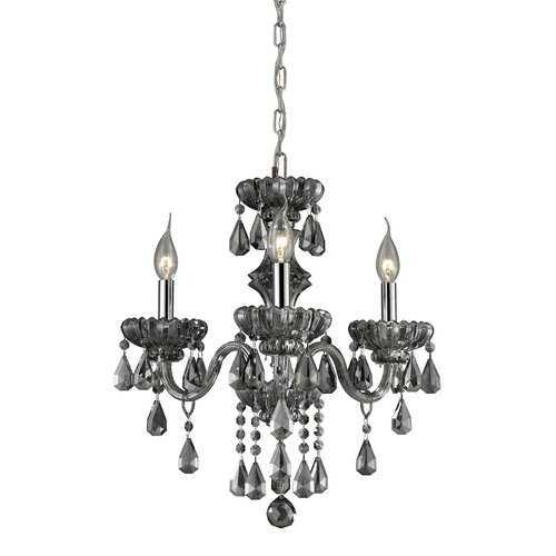 Nulco Lighting Cotswold 3 Light Chandelier