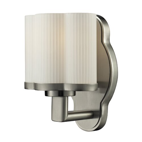 Nulco Lighting Harbridge 1 Light Bath Vanity Light