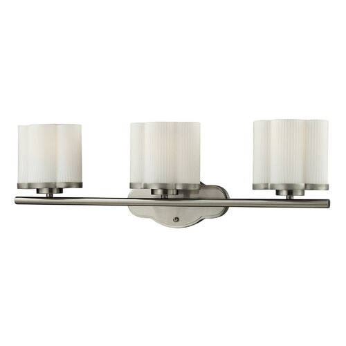 Nulco Lighting Harbridge 3 Light Bath Vanity Light